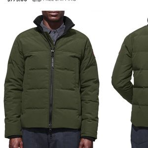 Canda goose woolford jacket